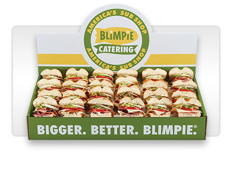 Blimpie® Sliders