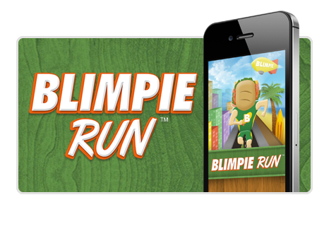 Learn more about our Blimpie Run Game
