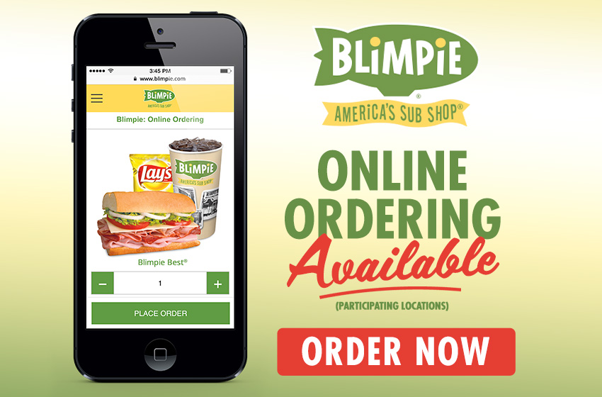 Online Ordering Available (participating locations)